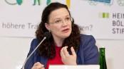 Arbeitsministerin Andrea Nahles (SPD) fordert eine zeitlich beschränkte Rente.