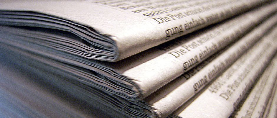 Hier sind Verlinkungen nur schwer möglich: Zeitungen.