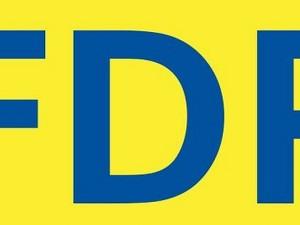 Ist weg: die FDP.