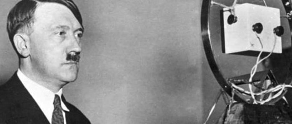 Adolf Hitler, eine der berühmtesten Personen der Weltgeschichte.