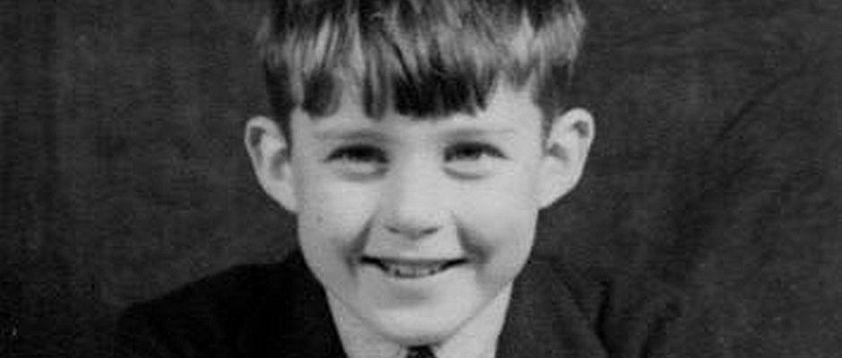 Der gesuchte Schulschwänzer Hartmut Thelke auf einer der letzten Aufnahmen aus seiner Schulzeit, entstanden im Oktober 1962.