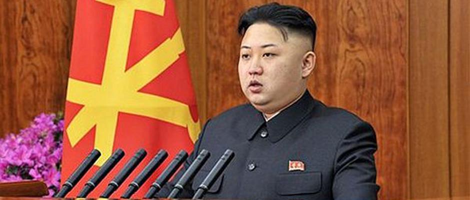 Nordkoreas Machthaber Kim Jong-un bei seiner Einschulung 2011.
