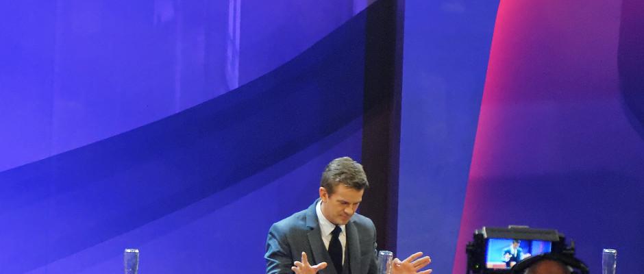 Markus Lanz wird morgen zum Bedauern weniger zum letzten Mal für das ZDF vor der Kamera stehen.