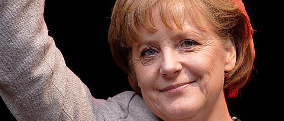 Fordert die Menschen zur Geduld auf: Angela Merkel.