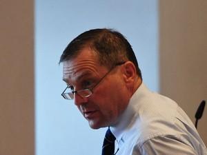 Udo Pastörs, neuer Chef der NPD, zeigte sich erfreut über die Angebote aus dem Ausland.
