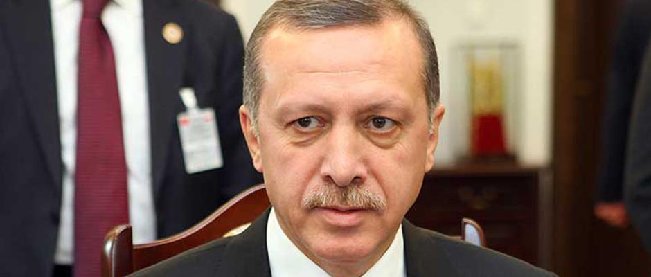 Der Premierminister der Türkei, Recep Tayyip Erdogan ist einer von vielen Entscheidungsträgern in seinem Land.