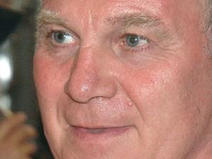 Muss er bald zählen? Bayern-Präsident Uli Hoeneß.