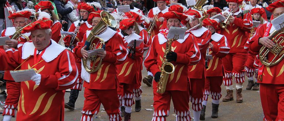 Karneval - hier ein typisches Bild - wird ab sofort in einigen Ländern als Asylgrund anerkannt.