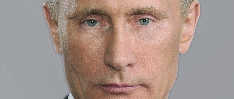Musste alles neu überdenken: Wladimir Putin.