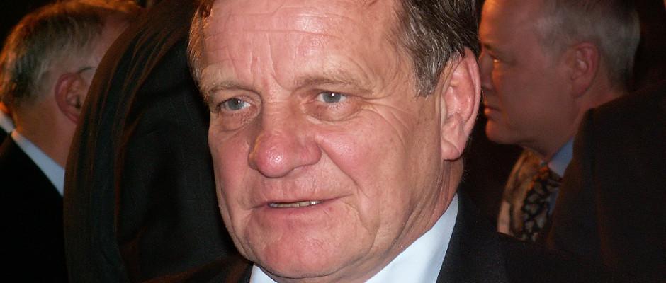 Richtiger Mann für die richtige Aufgabe: Hartmut Mehdorn.