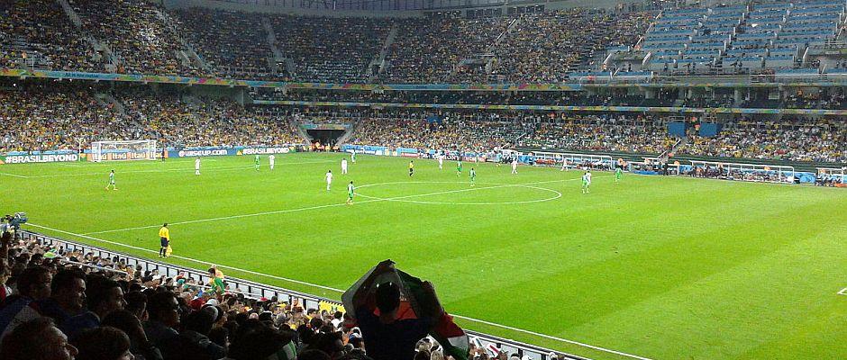 Die Partie Deutschland gegen Algerien ist auf den 29. Juli verschoben.