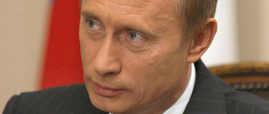 Ist bereit, nach der übernächsten Sanktion einzulenken: Russlands Präsident Wladimir Putin.