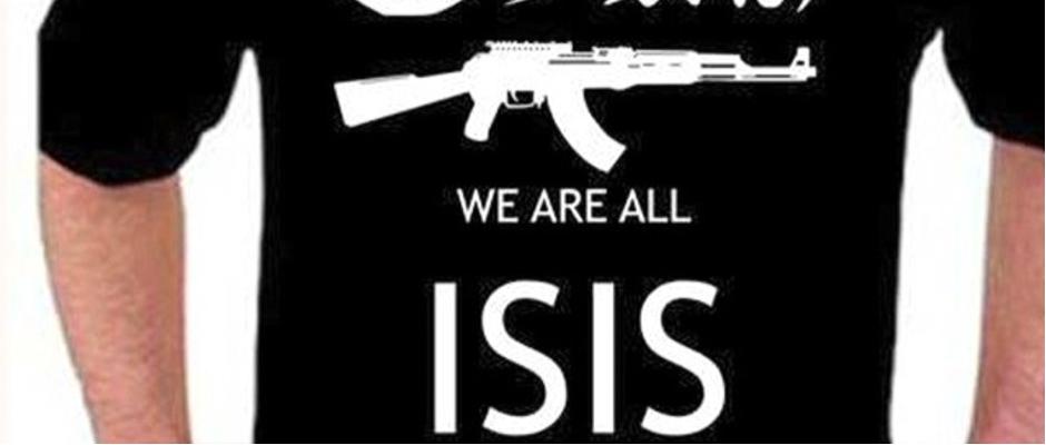 ISIS wird mit primär noch immer nicht mit Kleidung in Verbindung gebracht.