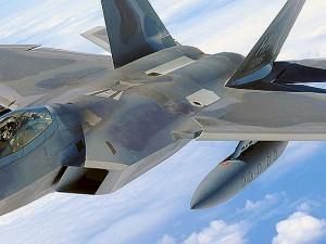 Statt in Syrien tauchten plötzlich US-Kampfjets über der Ostukraine auf.