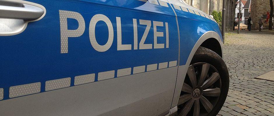 War in den vergangenen 24 Stunden nur schwer erreichbar: Die Polizei.