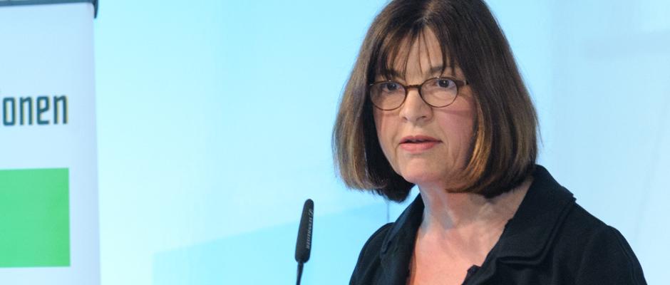 Die Grünen-Politikerin Rebecca Harms darf zurzeit nicht nach Russland.