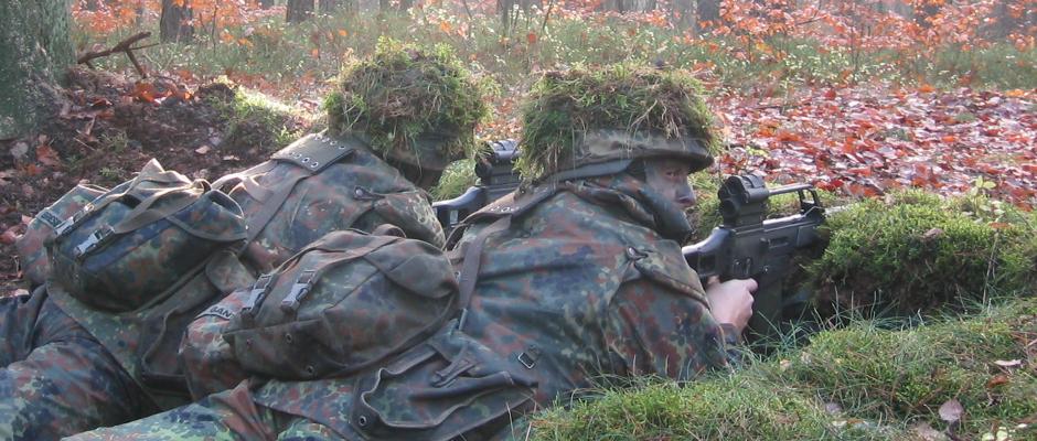 Schon zu Lebzeiten 72 Jungfrauen: Bundeswehr soll für Soldaten attraktiver werden