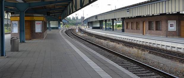 Ein menschenleerer Bahnhof. Dieses Szenario mag sich momentan kein Mitarbeiter der Deutschen Bahn vorstellen.