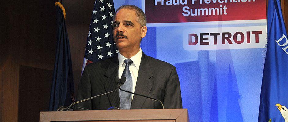 Vergangene Woche erst kündigte er seinen Rücktritt an, nun präsentierte Justizminister Eric Holder eine neue effektivere Hinrichtungsmethode für Todeskandidaten.