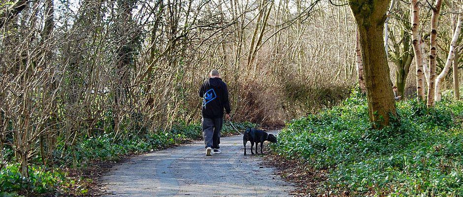 Ab 2016 droht Hundebesitzern eine Mautpflicht auf offiziell gekennzeichneten Fußgängerwegen.