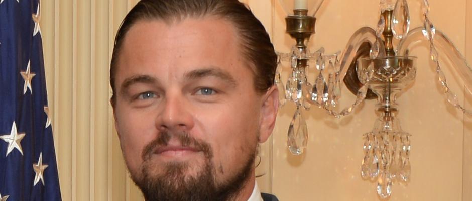 Setzt sich ein: Leonardo DiCaprio.