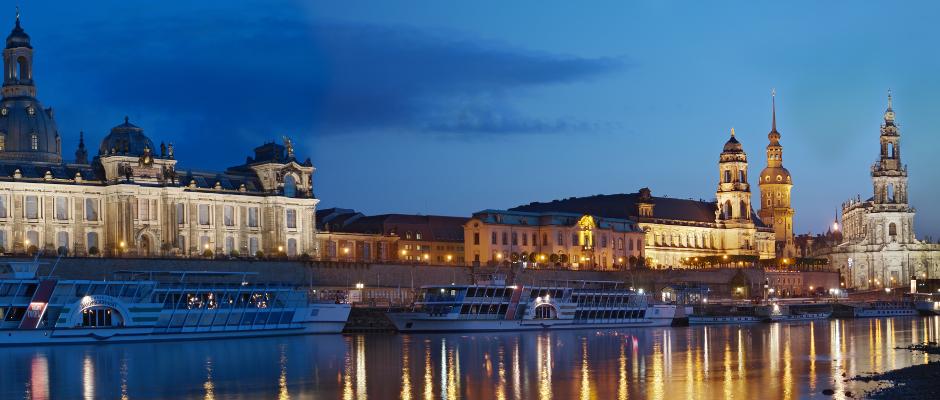 Eigentlich ganz hübsch, bereitet aber einige Probleme und integriert sich nach Meinung vieler nicht genügend: Dresden.