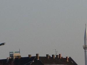 Ein Minarett gleich neben einer Kirche: Seit fünf Tagen kann man so etwas mittlerweile in fast jeder deutschen Stadt beobachten.
