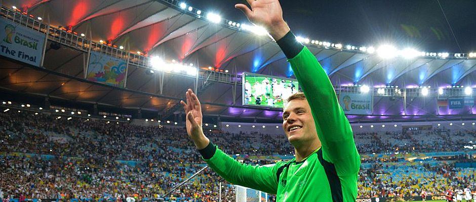 Manuel Neuer ist Weltfußballer des Jahres 2014.