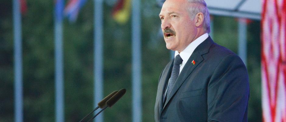 Er wird der nächste sein, der von seinem Volk aus dem Amt gejagt wird: Weißrusslands Diktator Alexander Lukaschenko.