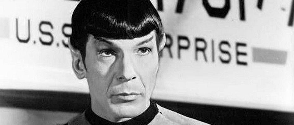 Bleibt für viele immer Mr. Spock: Leonard Nimoy.