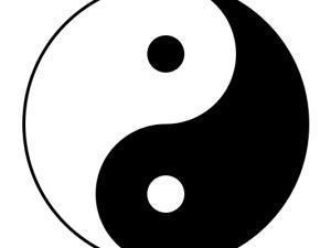Ein Bild aus glücklicheren Tagen: Yin und Yang haben sich zum Verdruss vieler getrennt.