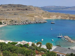 Auch für ruhige griechische Buchten soll zukünftig eine Tagesgebühr für deutsche Urlauber anfallen.