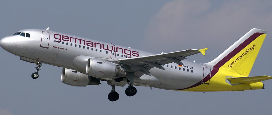 Stein des Anstoßes: der Absturz der Germanwings-Maschine in der letzten Woche.