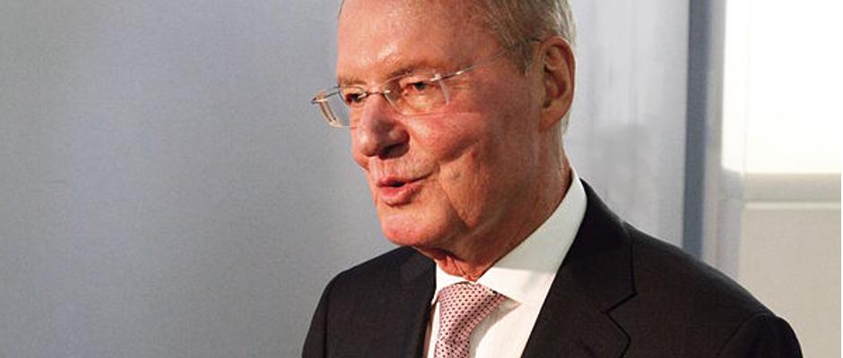 Ist mehr oder weniger weg: Herr Henkel von der AfD.