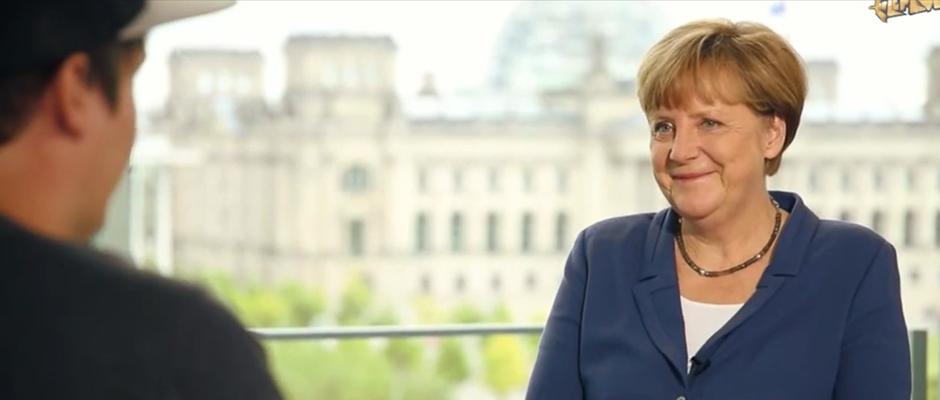 Die Kanzlerin hat allem Anschein nach endlich einen Nachfolger für ihren derzeitigen Regierungssprecher gefunden.
