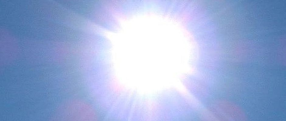 Sorgt in diesen Tagen nicht für genug Kälte in Deutschland: Die Sonne.