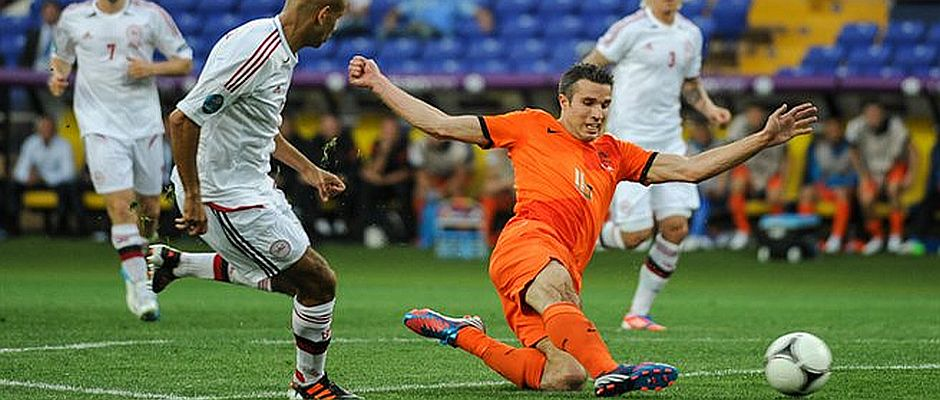 Ein Bild aus erfolgreicheren Tagen, als die Holländer noch an Turnieren teilnahmen. Hier: Die EM 2012.
