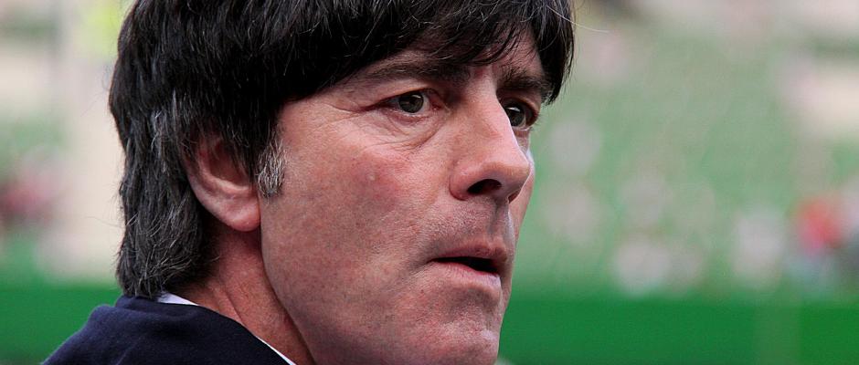 """Ist meh als fassungslos und wütend ob der Vorwürfe gegen Sepp Blatter und Michel Platini: Bundestrainer Joachim """"Jogi"""" Löw."""