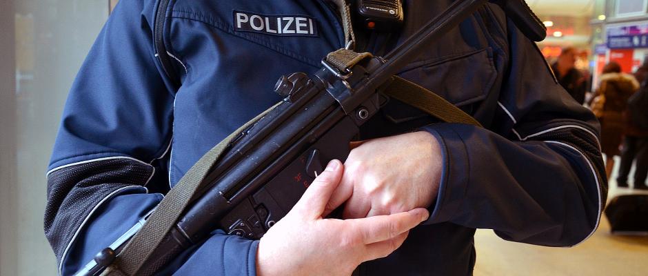Viele Deutsche haben Angst (Symbolbild).