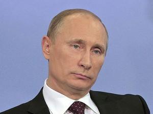 Unnachgiebig und kompromisslos: Wladimir Putin.