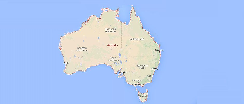 Ab sofort für Deutsche tabu: Australien.