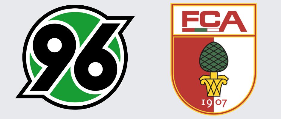 Was war da los beim Spiel Hannover gegen Augsburg?