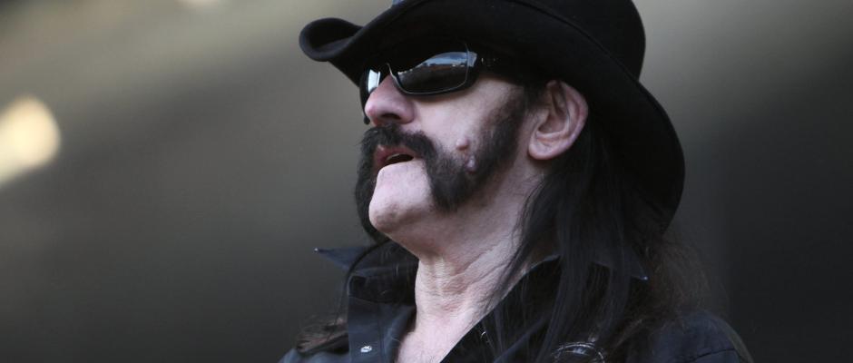 """Ist wieder zurück und fühlt sich """"eigentlich wie immer"""": Lemmy Kilmister."""