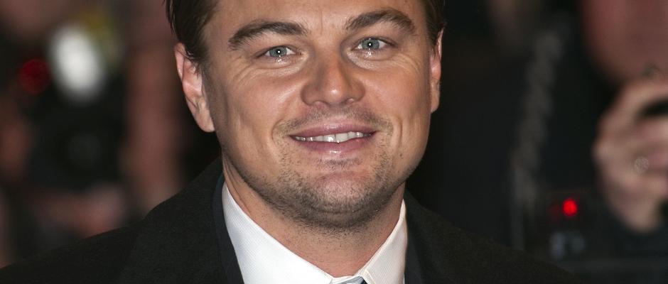 Kann endlich wieder lachen: Leonardo DiCaprio.
