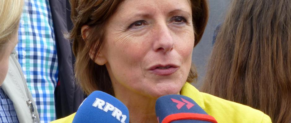 Die Ministerpräsidentin von Rheinland-Pfalz, Malu Dreyer.