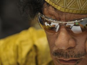 Das waren Zeiten, als Muammar al-Gaddafi mit den nötigen Druckmitteln die Flüchtlinge zurückhielt.