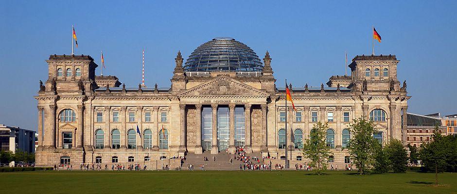 Auch der deutsche Reichstag braucht zukünftig nicht mehr befürchten, Opfer eines Terroranschlags zu werden.