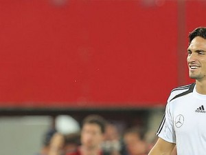 Freut sich auf seine Zeit beim FCBBD09: Mats Hummels.