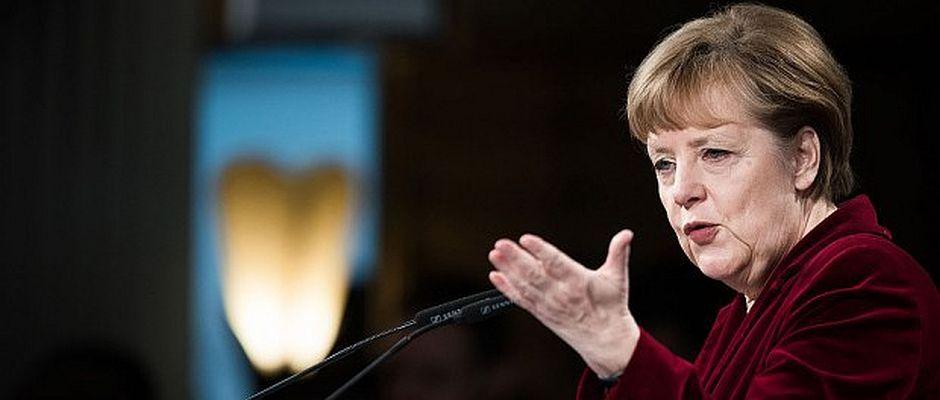 Darf seit heute offiziell beleidigt werden: Angela Merkel.