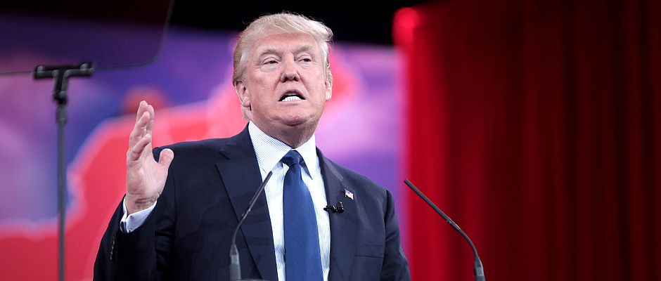 Noch immer kein Präsident: Donald Trump